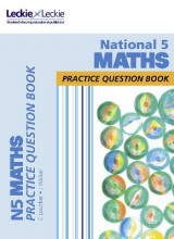 Omslag - National 5 Maths Practice Question Book: Practice book