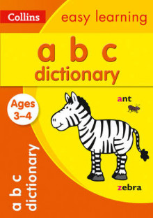 Collins ABC Picture Dictionary Ages 3-4 av Collins Easy Learning og Collins Dictionaries (Heftet)