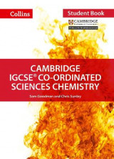 Omslag - Cambridge IGCSE Co-Ordinated Sciences Chemistry Student Book