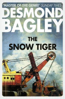 The Snow Tiger av Desmond Bagley (Heftet)