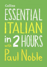 Omslag - Essential Italian in 2 hours with Paul Noble