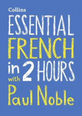Omslag - Essential French in 2 Hours with Paul Noble