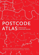 Omslag - Postcode Atlas of Britain and Northern Ireland