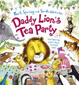 Omslag - Daddy Lion's Tea Party