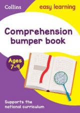 Omslag - Comprehension Bumper Book Ages 7-9