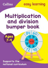 Omslag - Multiplication & Division Bumper Book Ages 7-9