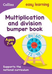Multiplication & Division Bumper Book Ages 7-9 av Collins Easy Learning (Heftet)