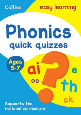 Omslag - Phonics Quick Quizzes Ages 5-7