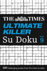 Omslag - The Times Ultimate Killer Su Doku Book 9