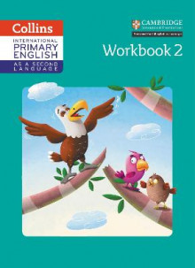 Cambridge Primary English as a Second Language Workbook Stage 2 av Daphne Paizee (Heftet)