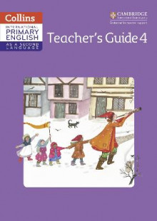 Cambridge Primary English as a Second Language Teacher Guide Stage 4 av Jennifer Martin (Heftet)