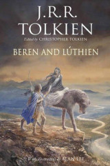 Omslag - Beren and Luthien