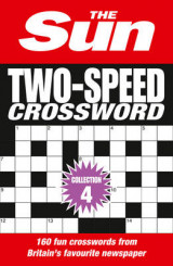 Omslag - The Sun Two-Speed Crossword Collection 4