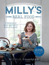 Omslag - Milly's Real Food