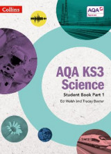 Omslag - AQA KS3 Science Student Book: Part 1