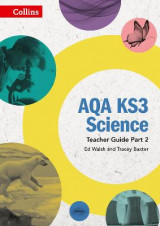 Omslag - AQA KS3 Science Teacher Guide: Part 2