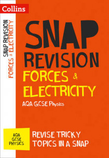 Collins Snap Revision: Forces & Electricity: AQA GCSE Physics av Collins GCSE (Heftet)