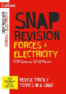 Collins Snap Revision: Forces & Electricity: OCR Gateway GCSE Physics av Collins GCSE (Heftet)