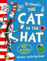 Omslag - The Cat in the Hat Sticker Activity Book