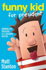 Omslag - Funny Kid For President
