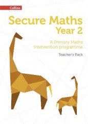Secure Year 2 Maths Teacher's Pack av Paul Hodge (Heftet)