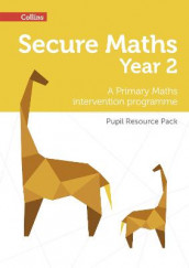 Secure Year 2 Maths Pupil Resource Pack av Paul Hodge (Heftet)