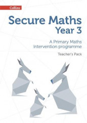 Secure Year 3 Maths Teacher's Pack av Paul Hodge (Heftet)