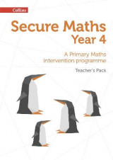 Omslag - Secure Year 4 Maths Teacher's Pack