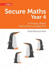 Secure Year 4 Maths Pupil Resource Pack av Paul Hodge (Heftet)
