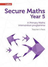 Omslag - Secure Year 5 Maths Teacher's Pack