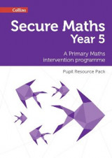 Omslag - Secure Year 5 Maths Pupil Resource Pack