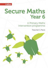 Omslag - Secure Year 6 Maths Teacher's Pack