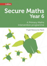 Omslag - Secure Year 6 Maths Pupil Resource Pack