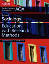 Omslag - AQA AS and A Level Sociology Education with Research Methods