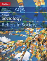 Omslag - AQA A Level Sociology Beliefs in Society