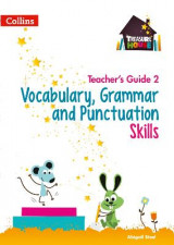 Omslag - Vocabulary, Grammar and Punctuation Skills Teacher's Guide 2
