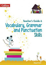 Omslag - Vocabulary, Grammar and Punctuation Skills Teacher's Guide 6