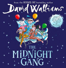 The Midnight Gang av David Walliams (Lydbok-CD)