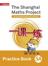 Omslag - The Shanghai Maths Project Practice Book 5A