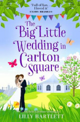 Omslag - The Big Little Wedding in Carlton Square