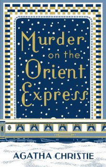 Murder on the Orient Express av Agatha Christie (Innbundet)
