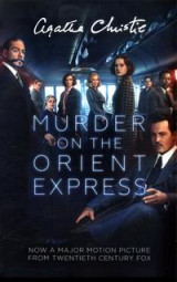 Omslag - Murder on the Orient Express
