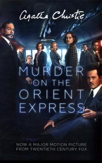 Murder on the Orient Express av Agatha Christie (Heftet)