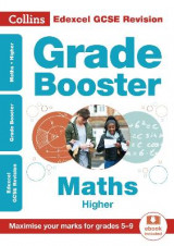 Omslag - Edexcel GCSE Maths Higher Grade Booster for grades 5-9