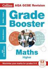 Omslag - AQA GCSE Maths Higher Grade Booster for grades 5-9