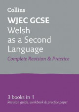 Omslag - WJEC GCSE Welsh Second Language All-in-One Revision and Practice