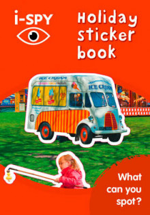i-SPY Holiday Sticker Book av i-SPY (Heftet)