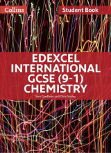 Omslag - Edexcel International GCSE (9-1) Chemistry Student Book