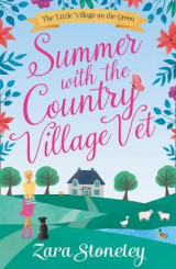Omslag - Summer with the Country Village Vet