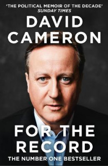 For the Record av David Cameron (Heftet)
